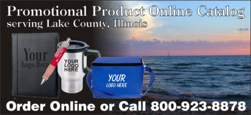 Promotional Products Lake County, Illinois